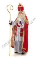 Sinterklaas kostuum luxe velours