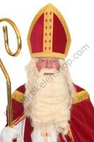 Sinterklaas Pruik & Baard Yak buffelhaar
