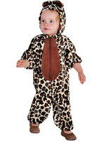 Magic Panter baby overall met capuchon
