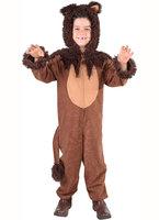 Magic Leeuw overall met capuchon