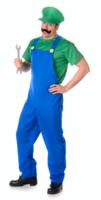 Luigi 3-delig: broek, hemd en muts