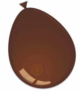 Ballonnen bruin