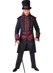 Steampunk kostuum herren