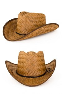Cowboyhoed naturel