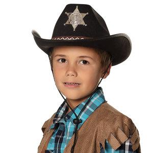 Cowboyhoed kinderen vilt