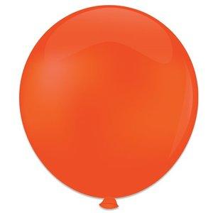 Mega ballon oranje