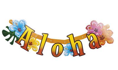 Aloha letterslinger