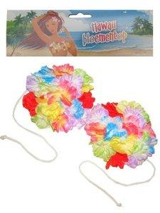 Hawaii bloemen BH