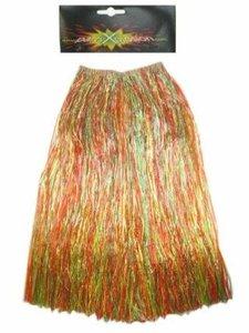Hawaii rok multicolor lengte ca.80 cm