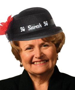 Sarah 50 hoed