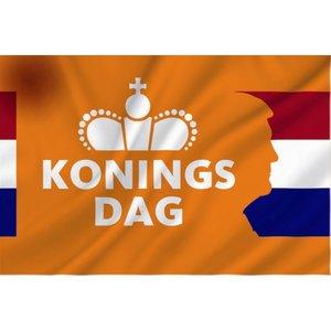 Koningsdagvlag 100 x 150 cm