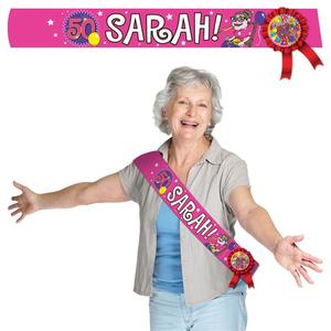 Sarah 50 sjerp