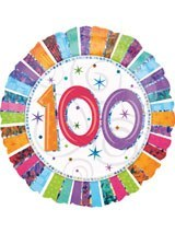 Folie ballon Radiant '100' OP=OP