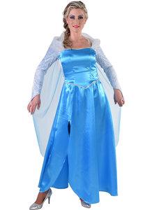 Ijsprinses jurk
