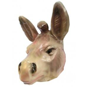 Masker ezel volwasenen plastic