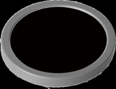 Grimas zwarte schmink