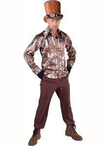 Steampunk overhemd