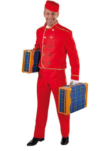 Liftboy kostuum