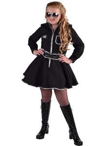 FBI jurk meisjes