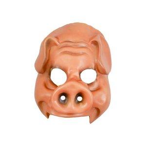 Rubber half-masker varken