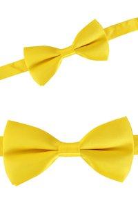 Vlinderstrik geel