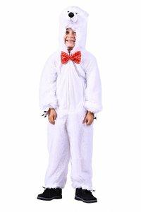 Kostuum ijsbeer