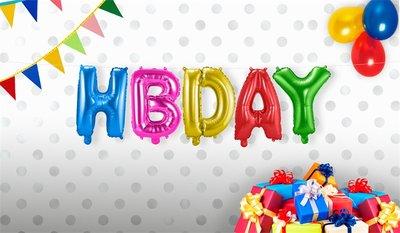 Versiering verjaardag