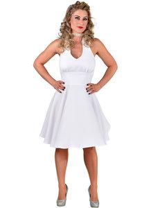 82d25854b80 Marilyn jurk wit