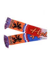 Shawl oranje rood wit blauw  'Holland'