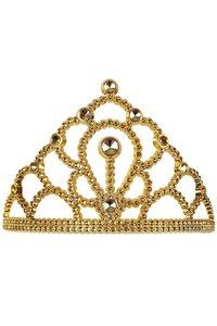 Tiara met kam prinses goud