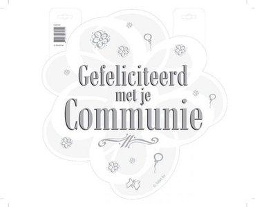Communie versiering
