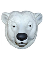 Masker ijsbeer