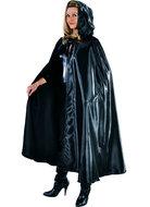 Venetiaanse cape zwart