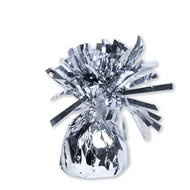 Ballongewicht zilver folie